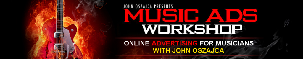 Music Ads Workshop